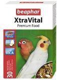 Beaphar Xtra Vital For Parrots 1 кг Корм премиум класса для средних попугаев, фото 1