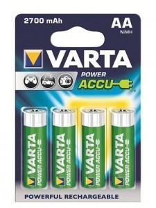 Аккумулятор Varta Power Accu AA 2700mAh