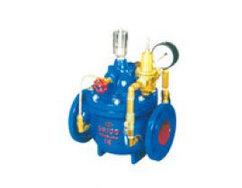 Клапан контроля расхода жидкости 400х
