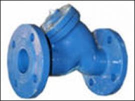 Фильтры сетчатые фланцевые чугунные GL41H-16 (РУ-16) W