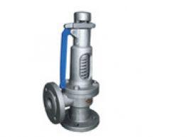 Клапаны предохранительные пружинные фланцевые стальные (РУ-16) СППК