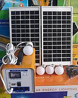 Электростанция с солнечной панелью SPS1207, фото 1