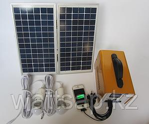 Электростанция с солнечной панелью SPS1207