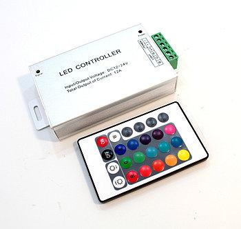 RGB-Контроллер 144W12V-M3Q-IR24