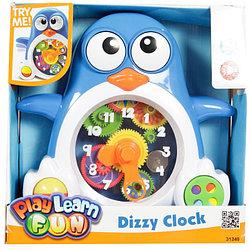Keenway Развивающая игрушка Пингвин-часы