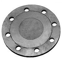 Заглушка стальная фланцевая Ду 50 - 200.