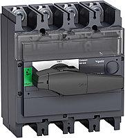 Выключатель-разъединитель 3P 160A