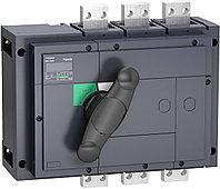 Выключатель-разъединитель 3P 800A