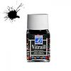 """Краска лаковая укрывистая по стеклу """"Vitrail"""" №267 Черная, 50мл."""