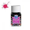 """Краска лаковая прозрачная по стеклу """"Vitrail"""" №350 Пурпурная, 50мл."""