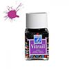 """Краска лаковая прозрачная по стеклу """"Vitrail"""" №601 Фиолетовая, 50мл."""