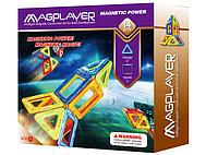 Магнитный конструктор Magplayer 14, фото 1