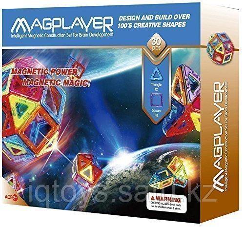 Магнитный конструктор Magplayer 30