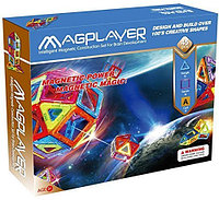 Магнитный конструктор Magplayer 45, фото 1