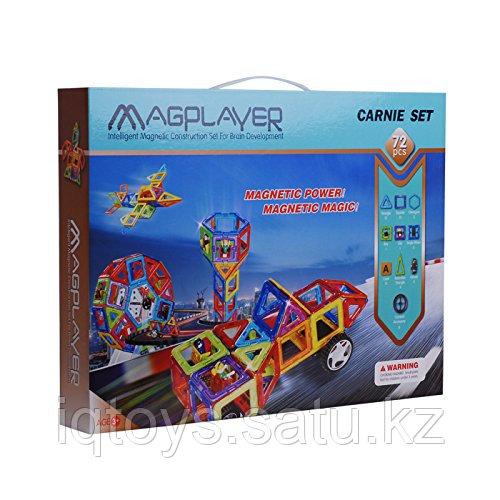 Магнитный конструктор Magplayer 72