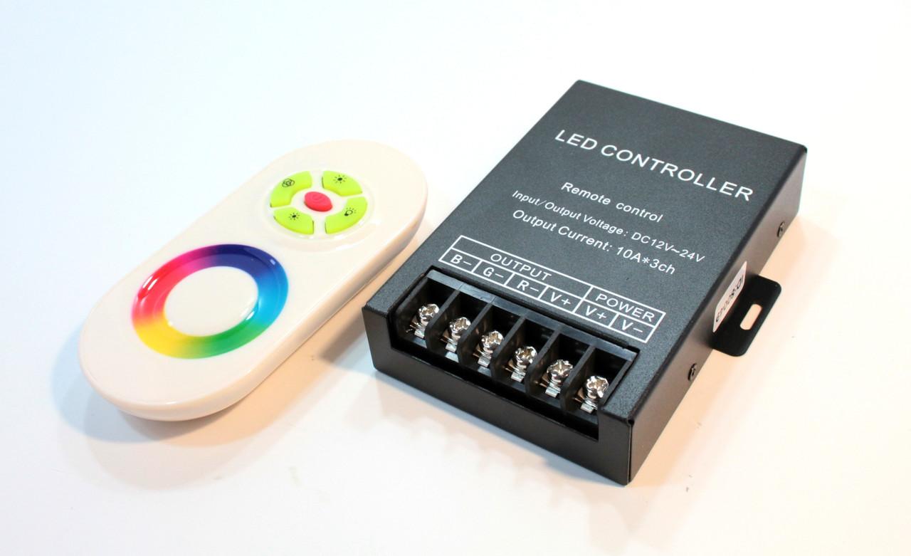 RGB контроллер 360W 12V-M3Q-CM5