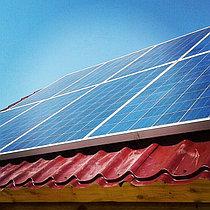 Автономная солнечная станция 2 кВт в п. Жанакорган, Кызылординская обл. 2