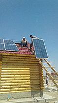 Автономная солнечная станция 2 кВт в п. Жанакорган, Кызылординская обл. 5