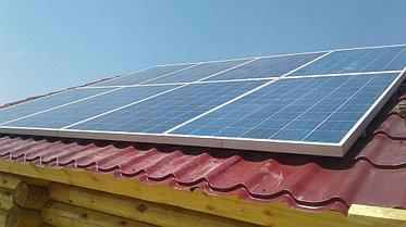 Автономная солнечная станция 2 кВт в п. Жанакорган, Кызылординская обл. 4