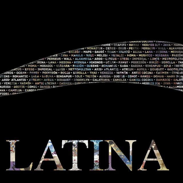 Керамическая плитка Latina