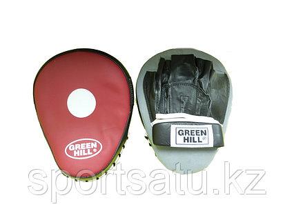 Лапы боксерские GREEN HILL TWIST
