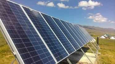 Автономная солнечная станция на 2100 Вт, Алматинская обл. 1