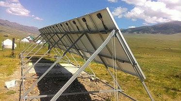 Автономная солнечная станция на 2100 Вт, Алматинская обл. 3