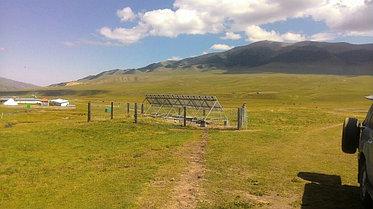 Автономная солнечная станция на 2100 Вт, Алматинская обл. 6