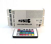 RGB музыкальный Контроллер 108W12V-M3Q-MUSIC