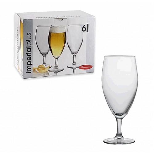 Набор бокалов для пива.Pasabahce Imperial Plus 6 шт (44849/6)