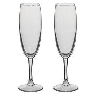 Бокал Pasabahce для шампанского Классик 215мл 2шт (440150/2)