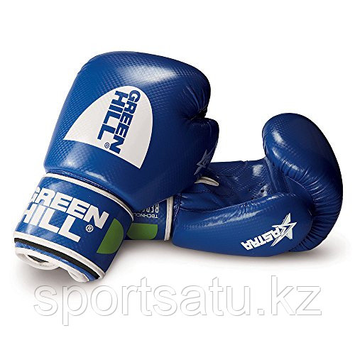 Боксерские перчатки Astra Green hill