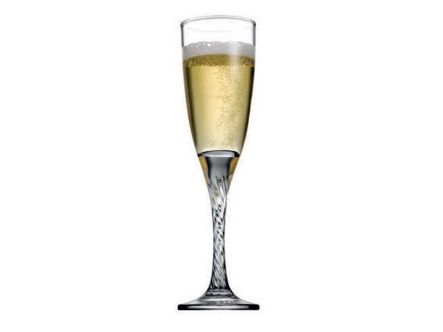 Набор бокалов Pasabahce Tvist для шампанского 6 шт (44307/6)