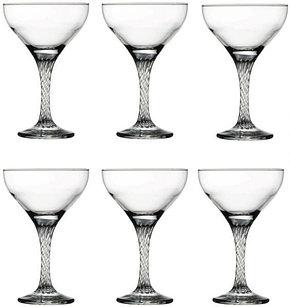Набор бокалов Pasabahce Twist для шампанского 6 шт (44616/6)
