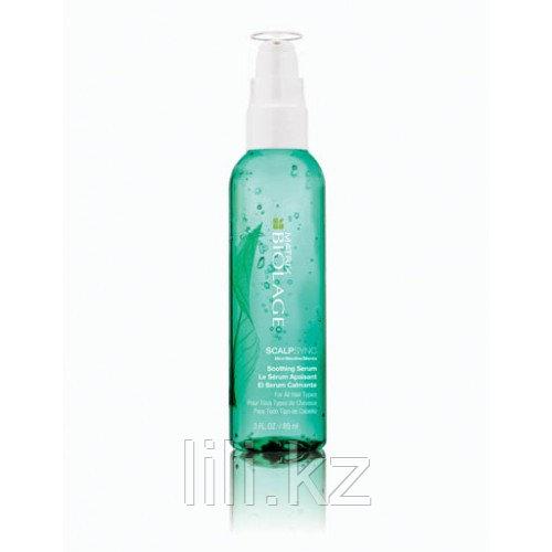 Успокаивающая сыворотка для кожи головы и волос- Matrix Biolage ScalpSync 89 мл.