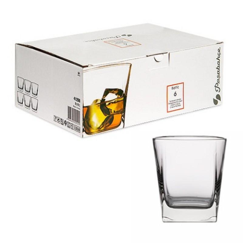Pasabahce Набор низких стаканов Baltic 310 мл 6 шт (41290/6)