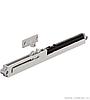 Амортизатор для метабоксов серый 19 мм