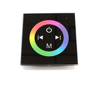 Сенсорный RGB контроллер 144W12V-M3Q-TOUCH1