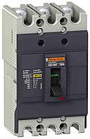 Автоматические выключатели EZC100 двухполюсные 15-100А