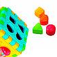 Развивающая игрушка PlayGo Куб-конструктор , фото 3