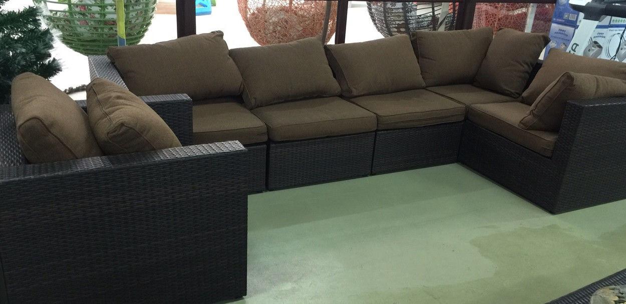 Набор мебели из искусственного ротанга