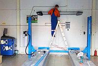 Услуги по техническому обслуживанию,монтажу, демонтажу и ремонту оборудования для СТО и автомоек.