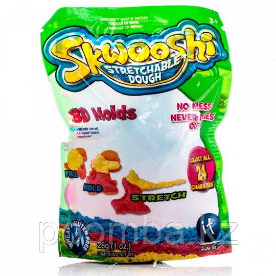 Skwooshi Сквуши Пакетик с формочкой и массой для лепки 28 г