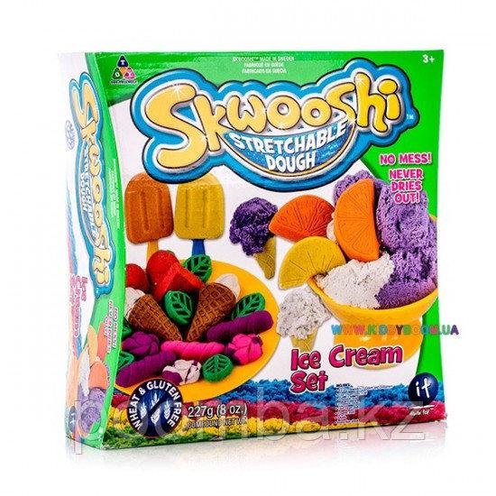 Skwooshi Сквуши Набор для творчества Мороженое - масса для лепки и аксессуары