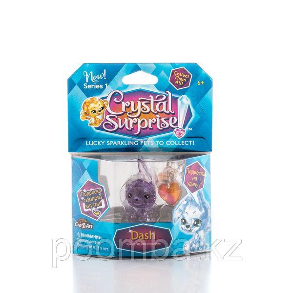 Crystal Surprise-фигурка Кролик+подвески (в ассортименте)