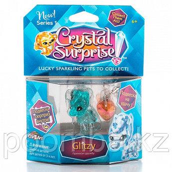 Crystal Surprise-фигурка Пони+подвески(в ассортименте)