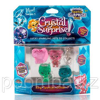 Crystal Surprise-игровой набор 1- фигурки 4 шт в в ассортименте / Кристал Сюприз