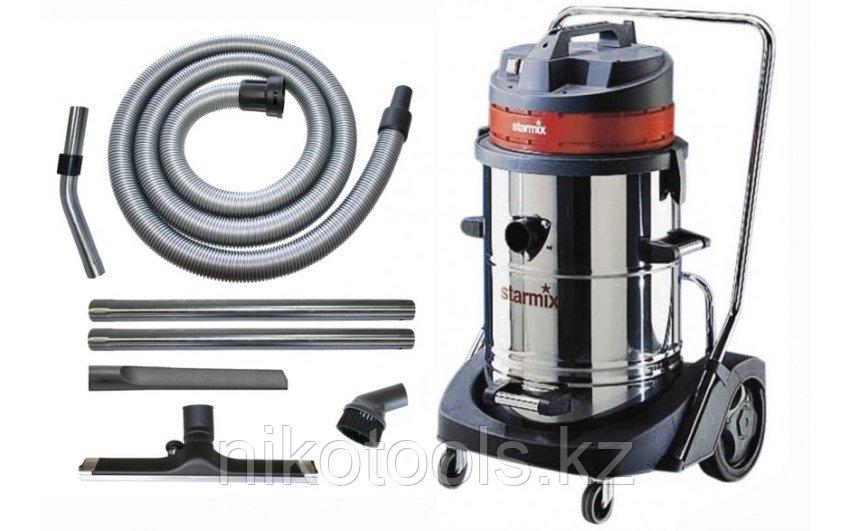 Двухтурбинный водопылесос Starmix GS 2078 PZ