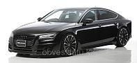 Оригинальный обвес WALD на Audi A7, фото 1
