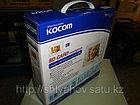 Домофон цветной сенсорный KOCOM KCV-А374 +KC-MC20, фото 2